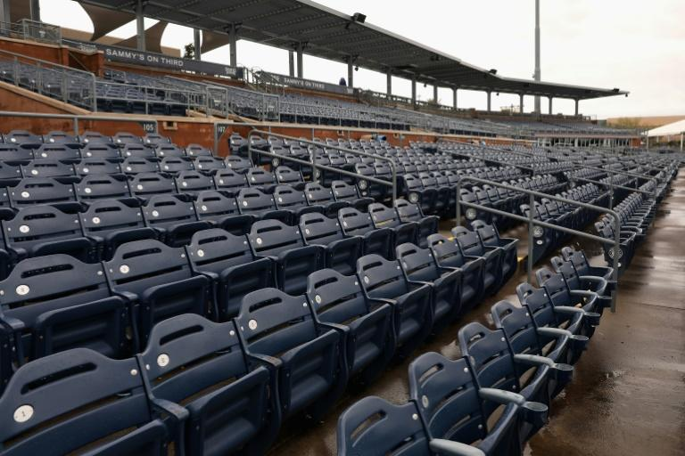 Although plans to resume action have yet to be finalized, Major League Baseball and the National Hockey League are reportedly mulling proposals that include playing games in empty stadiums