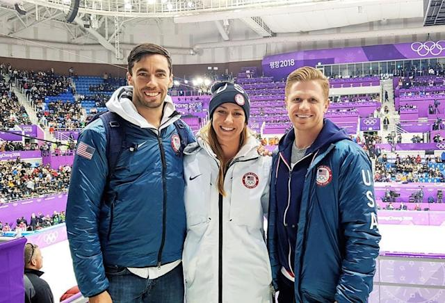 <p>johndalyusa: We are the I in #teamusa (Photo via Instagram/johndalyusa) </p>
