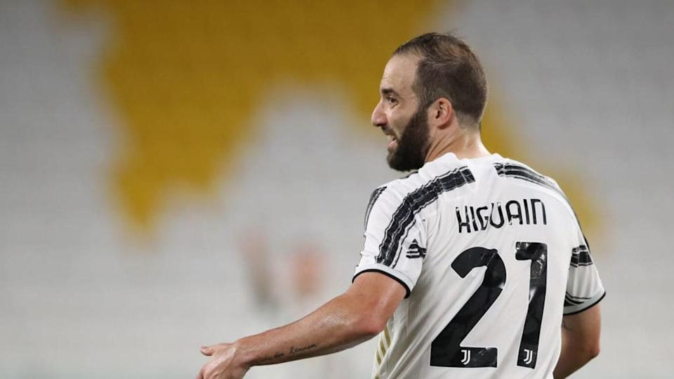 Gonzalo Higuain | Jonathan Moscrop/Getty Images