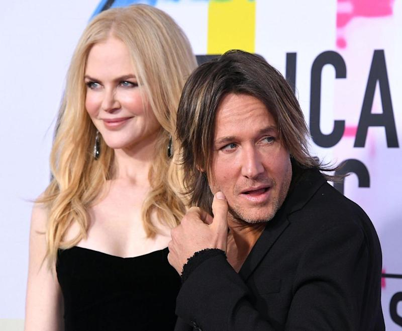 Keith Urban (here with wife Nicole Kidman) has set the record straight when it comes to Sophie Monk. Source: Getty