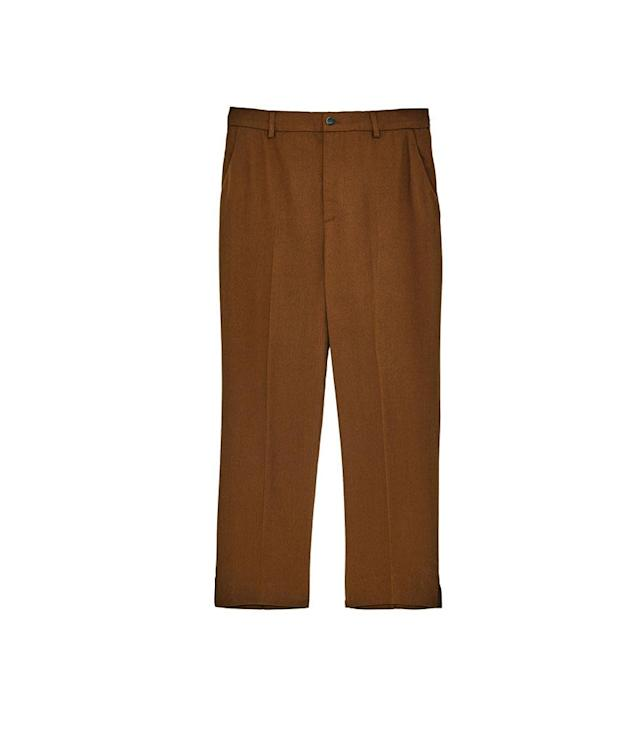 "<p>Zara Cropped Trousers with Elastic Waist, $50,<a href=""https://www.zara.com/us/en/cropped-trousers-with-elastic-waist-p06136245.html?v1=4948049&v2=733898"" rel=""nofollow noopener"" target=""_blank"" data-ylk=""slk:zara.com"" class=""link rapid-noclick-resp""> zara.com</a><br> (Data: Long Tall Sally, Instagram) </p>"