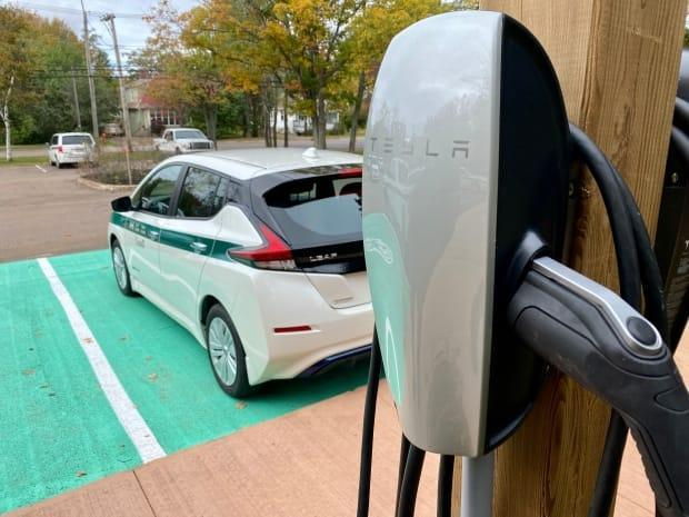 A plan announced last week to have all cars on Island roads be electric by 2030 is not realistic, says industry expert Jeff Turner.  (John Robertson/CBC - image credit)