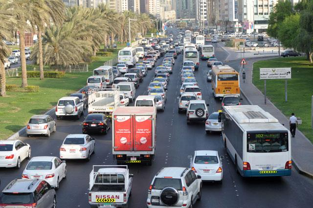 Ride-sharing the answer to UAE's traffic woes?