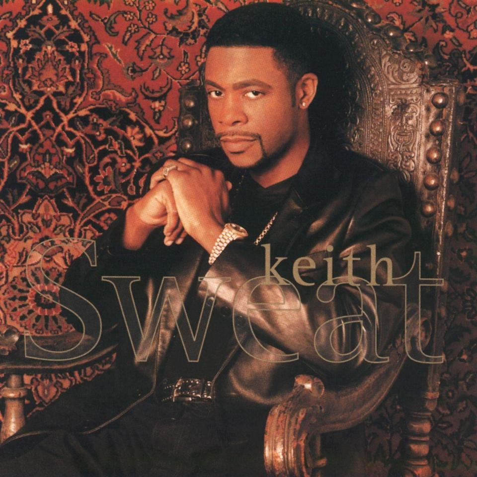 """<p>Anything but a one-hit wonder, the sultan of smooth, Keith Sweat has a string of hits spanning four decades. This amorous R&B tune, a 1996 mainstay, was straight-up made for seduction. Now who can argue with that? No-bo-dy. </p><p><a class=""""link rapid-noclick-resp"""" href=""""https://www.amazon.com/Nobody-feat-Athena-Cage/dp/B00123HWN2/?tag=syn-yahoo-20&ascsubtag=%5Bartid%7C10072.g.28435431%5Bsrc%7Cyahoo-us"""" rel=""""nofollow noopener"""" target=""""_blank"""" data-ylk=""""slk:LISTEN NOW"""">LISTEN NOW</a></p>"""