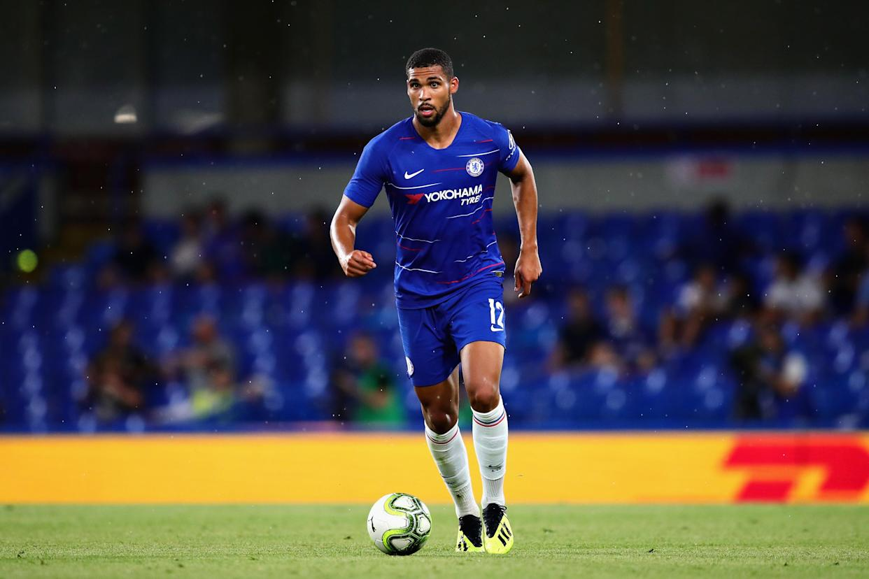 Pre-season performances have not translated into starts for Chelsea