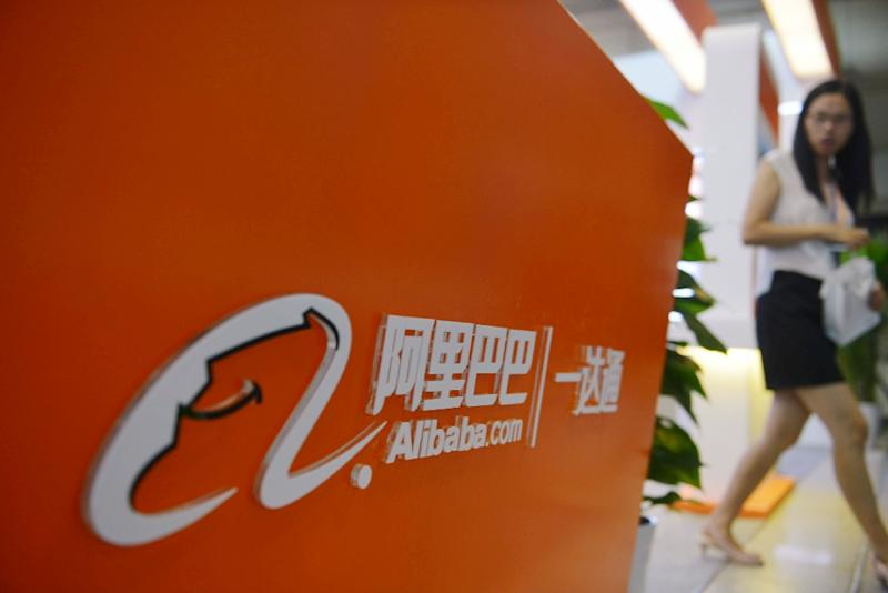 Alibaba and Taobao have long been accused of providing a platform for the sale of knockoff brand-name goods (AFP Photo/)