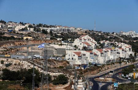 A general view shows the Jewish settlement of Kiryat Arba in Hebron, in the occupied West Bank September 11, 2018. REUTERS/Mussa Qawasma