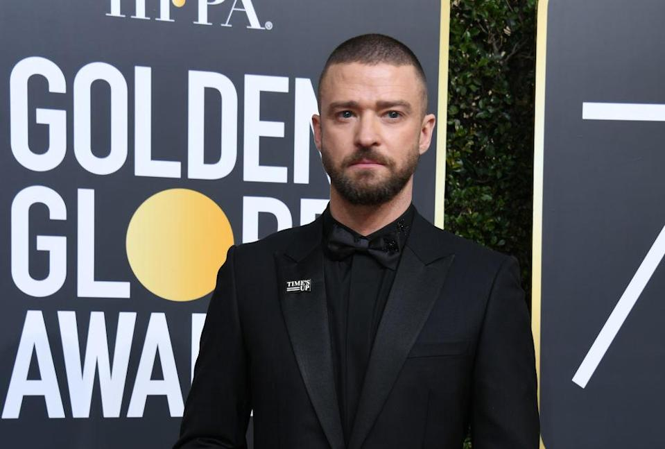 People are calling out Justin Timberlake's hypocrisy at the 2018 Golden Globes