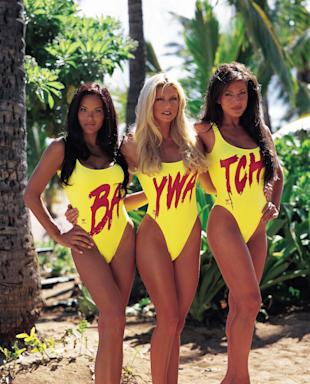 baywatch at 25 the inside story of that iconic swimsuit
