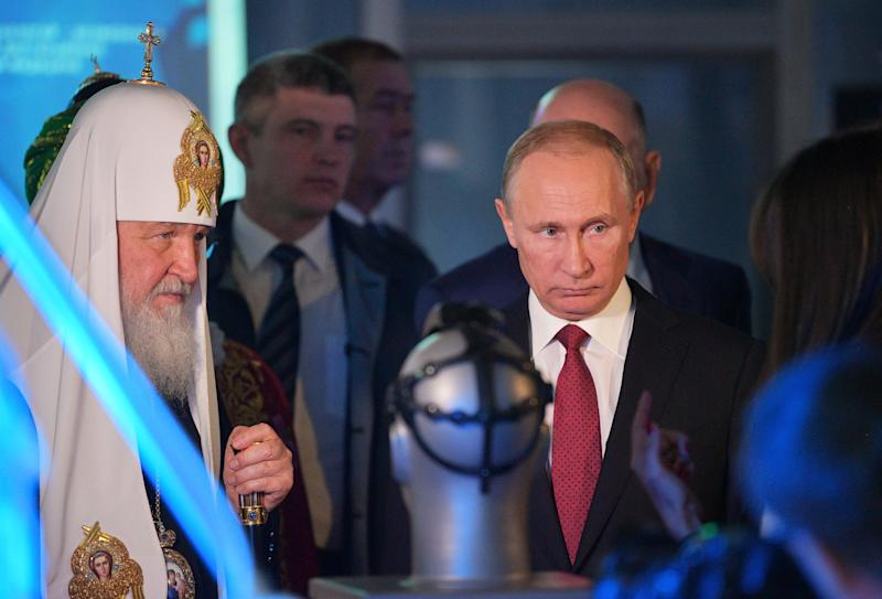 'End Of History' Is Near, Warns Leader of Russian Orthodox Church