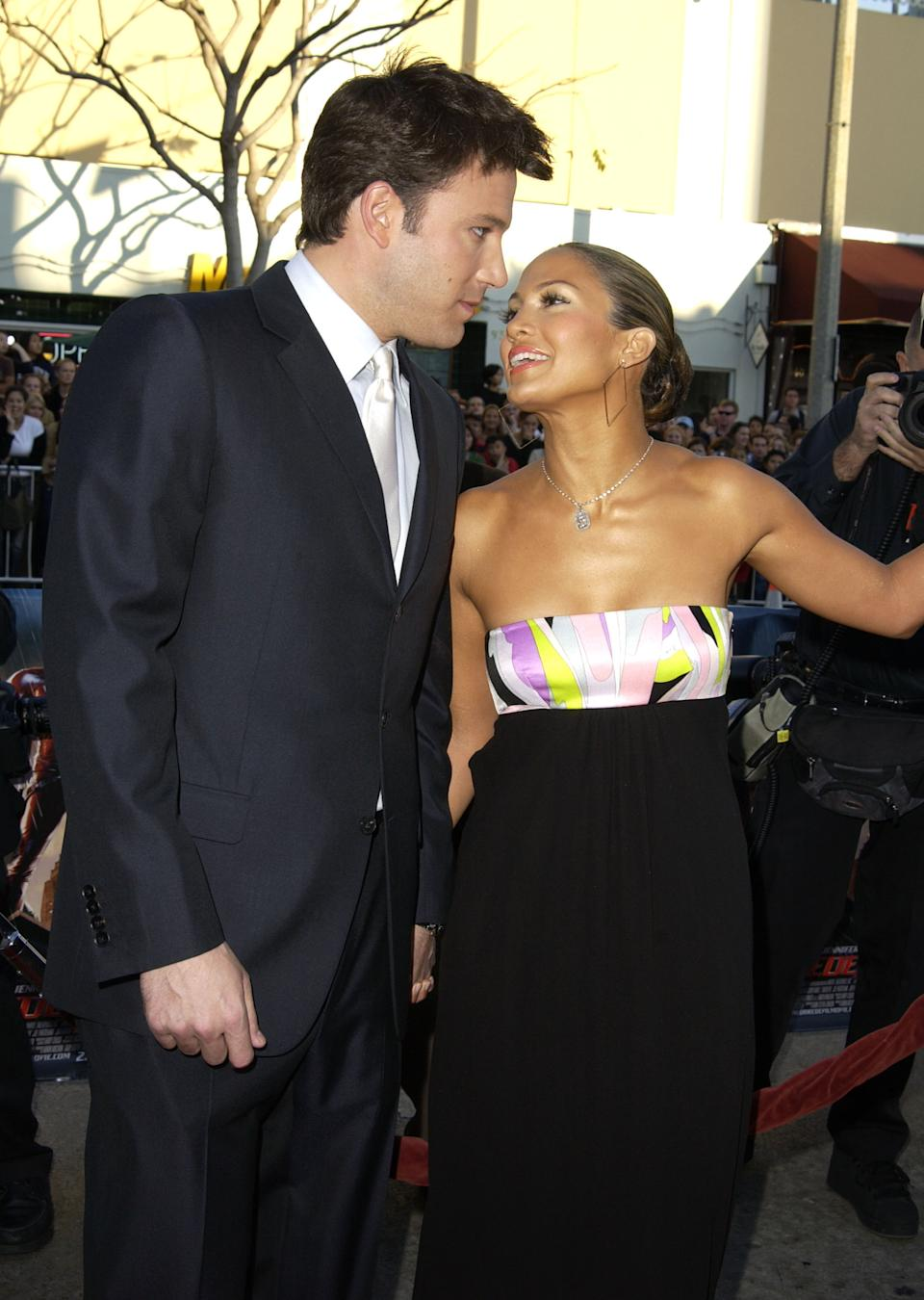 """<p>""""Here's another one where she's [insanely into him], looking up. He doesn't really respond."""" - Dr. Lillian Glass, body language expert (Photo by SGranitz/WireImage)</p>"""