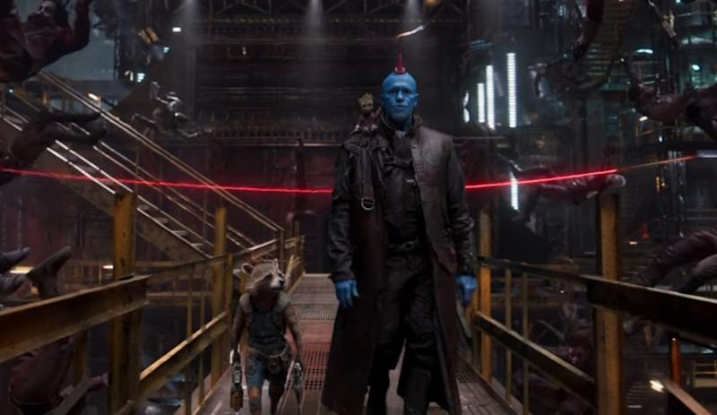 Michael Rooker's Yondu joins the frickin' Guardians of the Galaxy (credit: Marvel Studios)