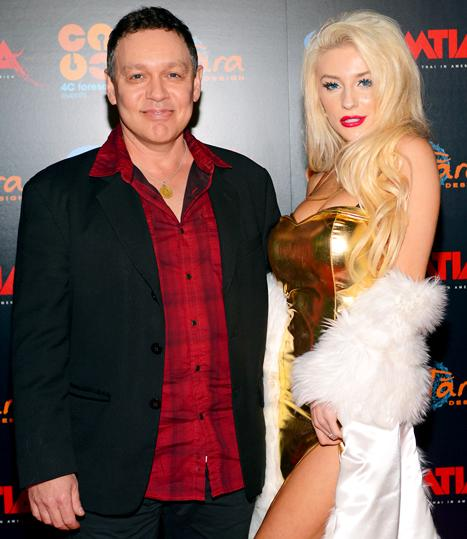 """Courtney Stodden, 19, Doug Hutchison, 53, Confirm Legal Separation: She """"Married at a Young Age"""""""