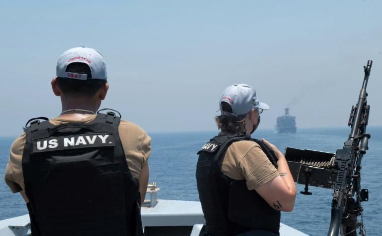 """""""The attack on the MT Mercer Street is now assessed to be the fifth attack against a vessel connected to Israel,"""" maritime industry analysts Dryad Global said"""