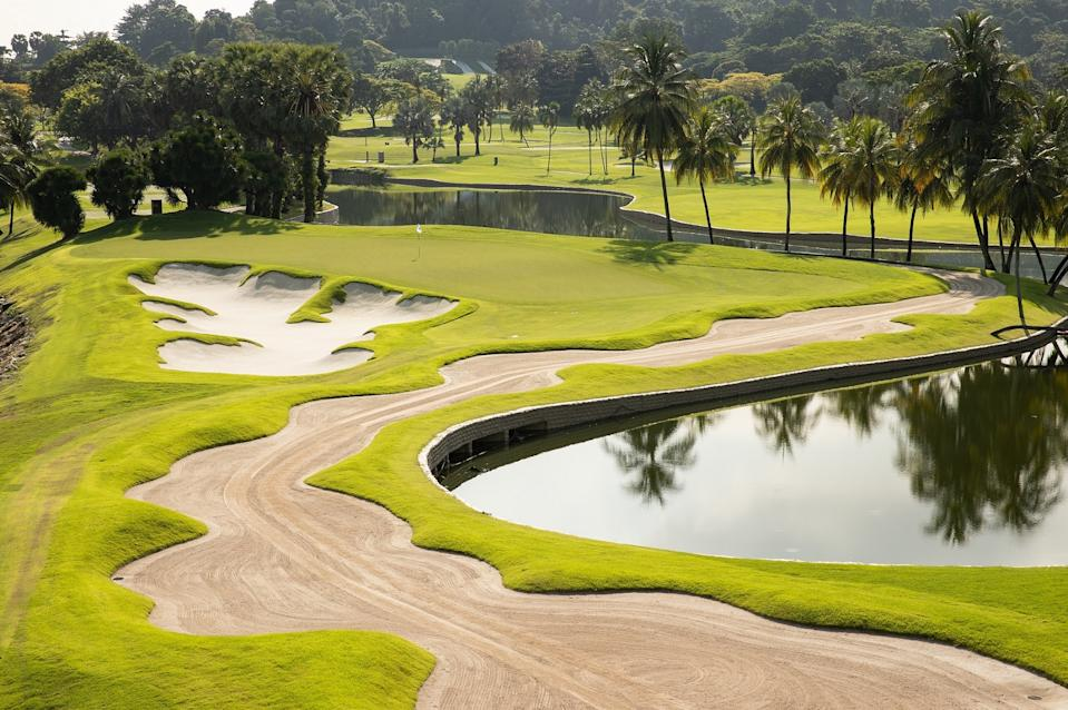 Serapong Course at Sentosa Golf Club. (PHOTO: Sentosa Golf Club)