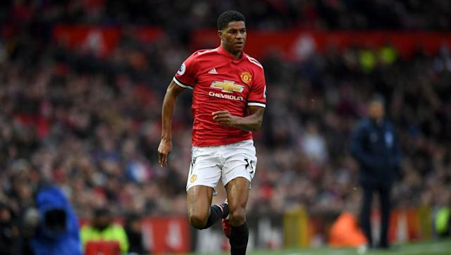 <p>There it is! An Englishman was inevitably going to make the list, as is the way of the British, we must place as much pressure on the best young players in the country; because diamonds are made under pressure.</p> <br><p>Rashford has bags of pace, and knows how to find the back of the net, not to mention the fact that he's strangely good at dribbling for and English player. With Jose Mourinho his manager, and learning from the likes of Zlatan Ibrahimovic, Rashford could well become a world class forward.</p>