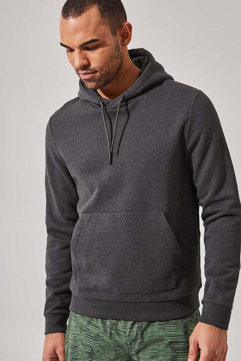 Drive Recycled Organic Cotton Hoodie. Image via MPG Sport.