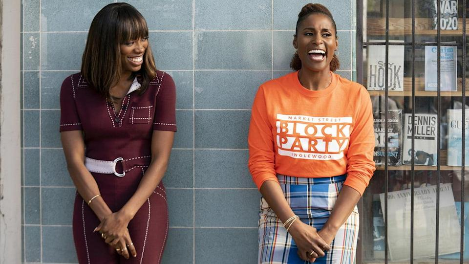 Insecure on HBO Max