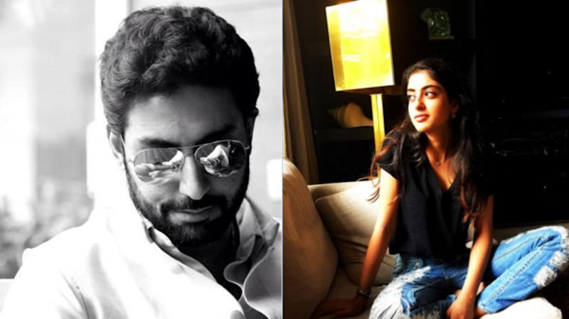 Abhishek Bachchan on his niece