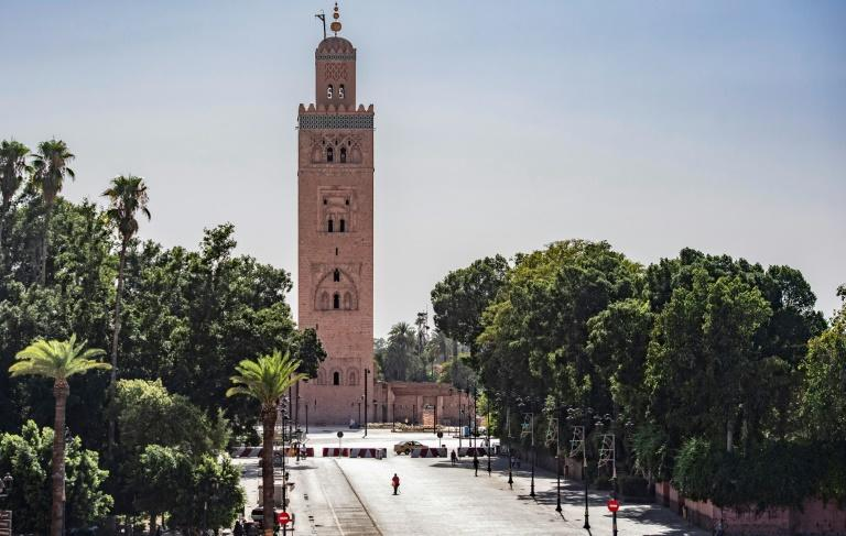 Morocco's Marrakesh 'suffocates' without tourists