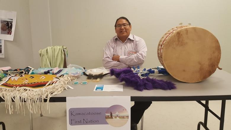 'It's to bring back our culture': First Nations schools collaborate to create on-the-land learning