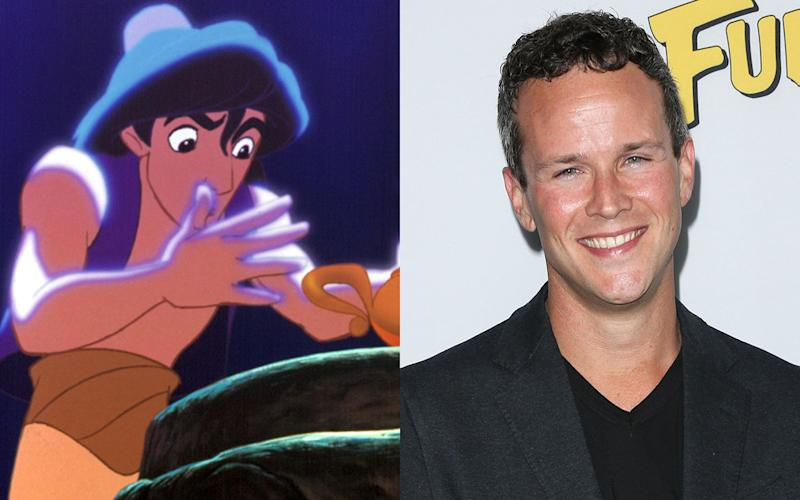 Scott Weinger – Aladdin in 'Aladdin' (1992) - Credit: Rex/Getty