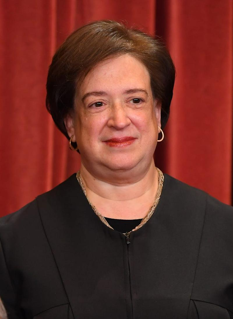 Associate Justice Elena Kagan is reaching the 10-year mark on the Supreme Court.
