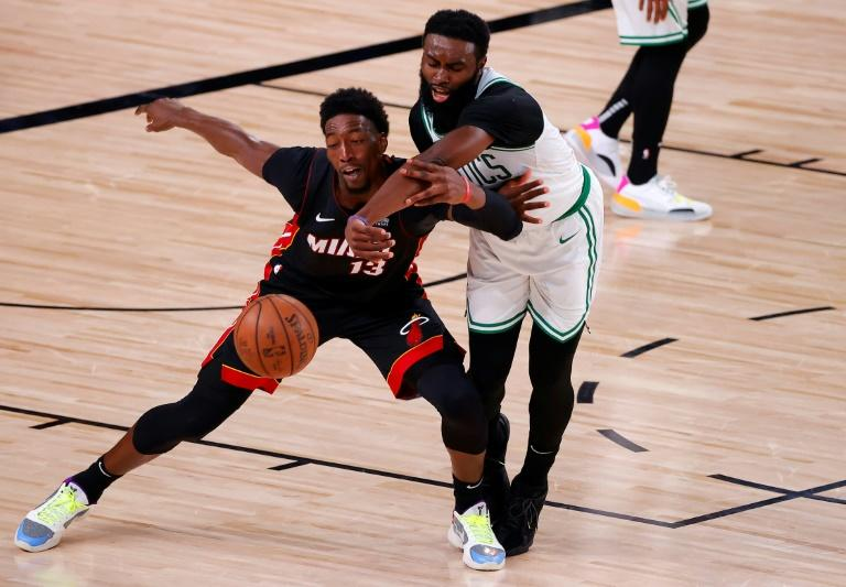 Heat scorch Celtics to reach NBA Finals clash with Lakers