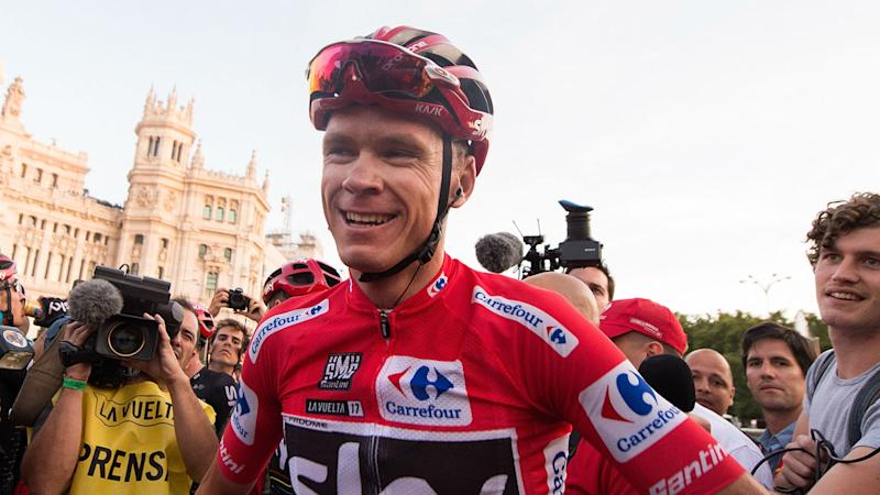 Froome to represent Great Britain in time trial at World Championships