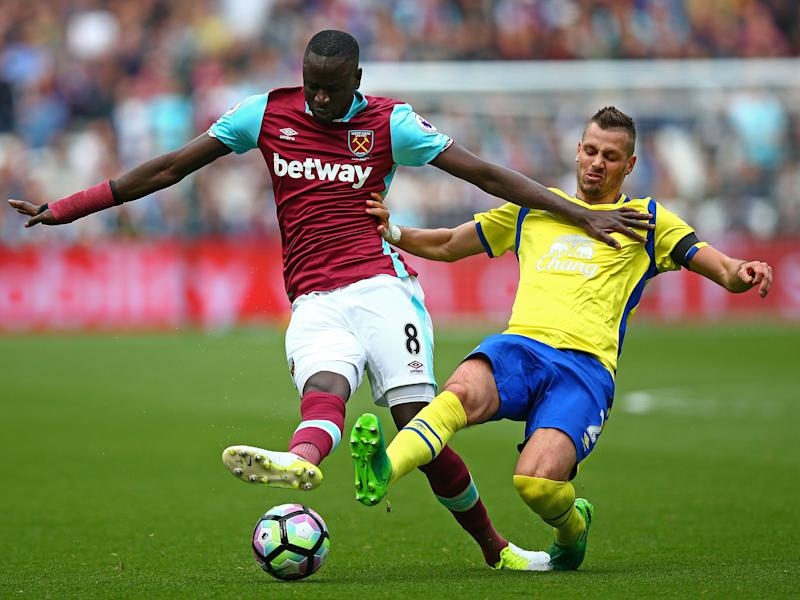 West Ham and Everton go head to head at the London Stadium: Getty