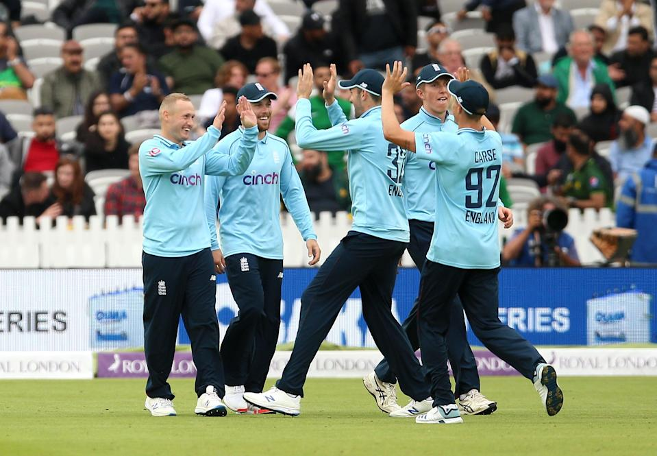 England claimed victory over Pakistan at Lord's (PA Wire)