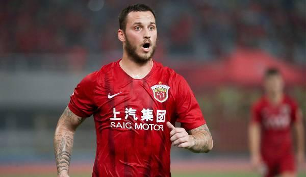 Chinese Super League: Arnautovic glänzt mit Doppelpack