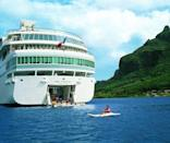 """<p><strong>Fleet:</strong> The 322-passenger <em>Paul Gauguin, </em>an upscale small ship that cruises the South Pacific.</p> <p><strong>What's Included:</strong> Select wines, spirits, and soft drinks, an in-cabin refrigerator stocked with soft drinks and beer, gratuities, water sports and snorkeling equipment, gourmet dining, and airfare from L.A.</p> <p><strong>Sample Cruise:</strong> 7-night Tahiti and the Society Islands on the <em>Paul Gauguin</em>. From $4,295 per person.</p> <p><a href=""""http://www.pgcruises.com"""" rel=""""nofollow noopener"""" target=""""_blank"""" data-ylk=""""slk:pgcruises.com"""" class=""""link rapid-noclick-resp"""">pgcruises.com</a></p>"""