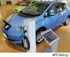 Electric cars not 'emissions free'