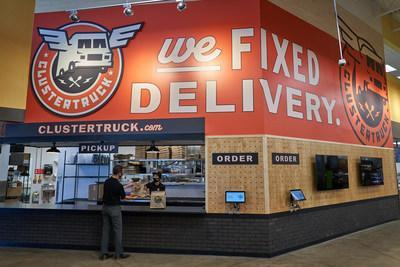 Kroger launches on-premise ghost kitchens in partnership with Midwest start-up ClusterTruck. The first location opens today in Fishers, Indiana.