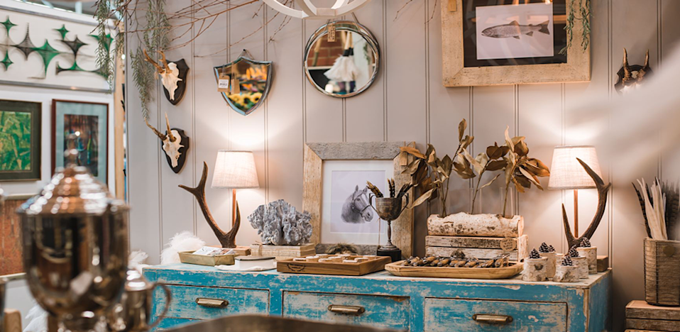 Dirty Janes is a treasure trove of antique and vintage finds. Picture: Dirty Janes