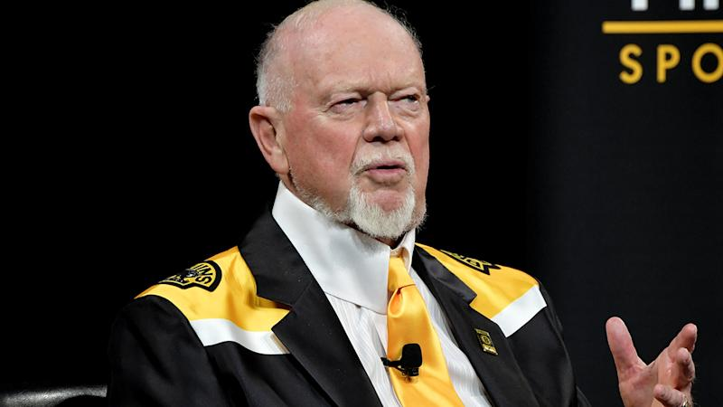 Former Boston Bruins coach turned media commentator Don Cherry has been slammed for his comments about immigrants. (Photo by Paul Marotta/Getty Images)