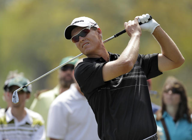 John Senden was mighty clutch on Sunday at the Valspar Championship