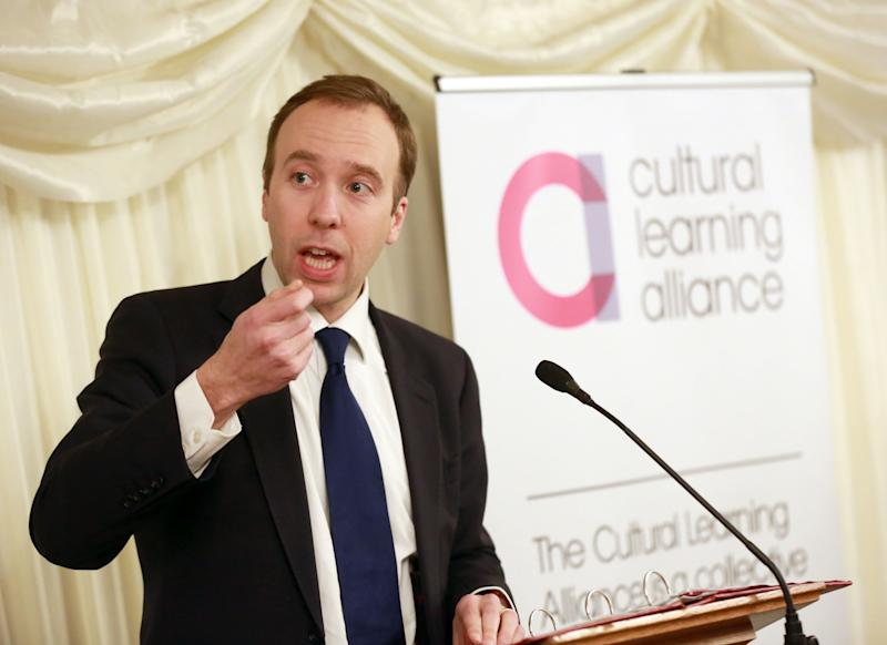<strong>Digital Minister Matt Hancock has launched a nine-month countdown to introduce age checks for online porn</strong> (PA Wire/PA Images)