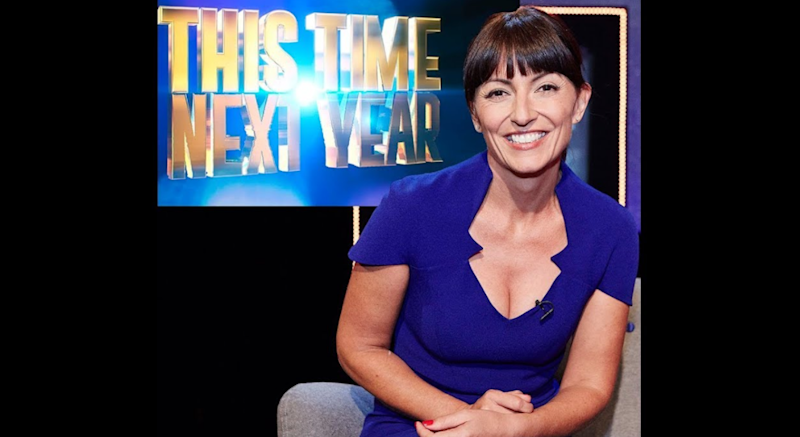 Davina McCall hosts This Time Next Year (ITV)