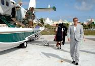 """Pick any of the 24 released Bond films and you'll watch the MI6 agent jetset from places like Dunn River Falls in Jamaica, in 1962's <em>Dr. No,</em> to Mexico City in the <a href=""""https://www.cntraveler.com/stories/2015-11-10/filming-spectre-james-bond-on-location?mbid=synd_yahoo_rss"""" rel=""""nofollow noopener"""" target=""""_blank"""" data-ylk=""""slk:opening scene of Spectre"""" class=""""link rapid-noclick-resp"""">opening scene of <em>Spectre</em></a><em>.</em> But we think <em>Casino Royale</em> has some of the best filming locations of them all—at least until <em>No Time to Die</em> hits theaters later this year—as it was filmed in <a href=""""https://www.cntraveler.com/gallery/15-photos-that-will-make-you-want-to-visit-prague?mbid=synd_yahoo_rss"""" rel=""""nofollow noopener"""" target=""""_blank"""" data-ylk=""""slk:Prague"""" class=""""link rapid-noclick-resp"""">Prague</a>, the Bahamas, and Venice and Lake Como in Italy."""