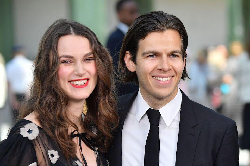 """<p><strong>Name: </strong><strong>Delilah</strong></p><p>Seven weeks after giving birth, the actress revealed the name of her second daughter with husband James Righton. In an interview with <a href=""""https://www.telegraph.co.uk/films/2019/10/19/keira-knightley-interview-thought-going-kill-somebody/"""" rel=""""nofollow noopener"""" target=""""_blank"""" data-ylk=""""slk:The Telegraph"""" class=""""link rapid-noclick-resp"""">The Telegraph</a>, she divulged they had chosen Delilah as a younger sister for 3-year-old Edie. Cute!<br></p>"""