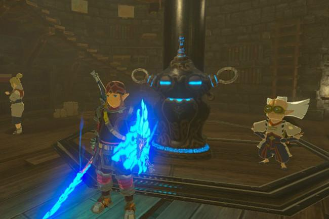 The best weapons in 'Zelda: Breath of the Wild,' and where to find them