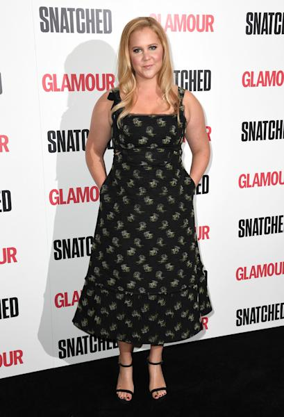 <p>The star made the announcement through her friend, journalist Jessica Yellin.</p>