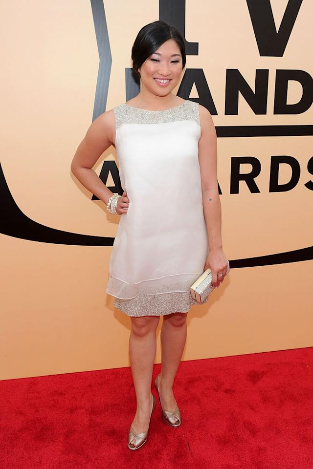 """Jenna Ushkowitz (""""Glee"""") arrives at the <a href=""""/the-8th-annual-tv-land-awards/show/46258"""">8th Annual TV Land Awards</a> held at Sony Studios on April 17, 2010 in Culver City, California. The show is set to air Sunday, 4/25 at 9pm on TV Land."""