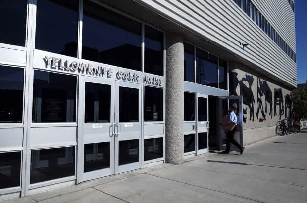On Friday a Yellowknife judge lifted a publication ban on reporting on the murder trial of James Thomas. The ban would have barred reporting on the trial until after a jury is selected for the trial of co-accused Levi Cayen. Cayen's trial is scheduled to begin Feb. 28, 2022. Instead, the ban will only come into effect 120 days prior to Cayen's trial. (Walter Strong/CBC - image credit)