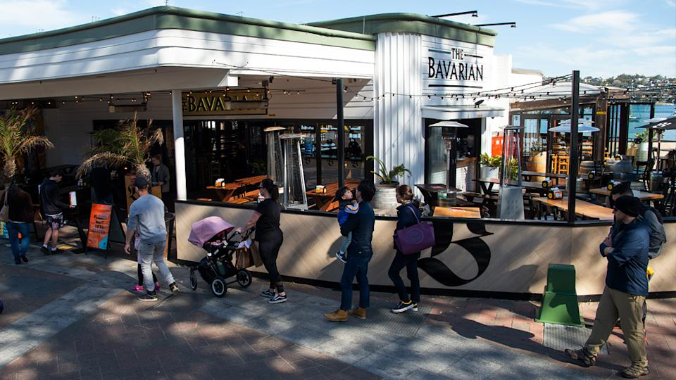 The Bavarian in Manly