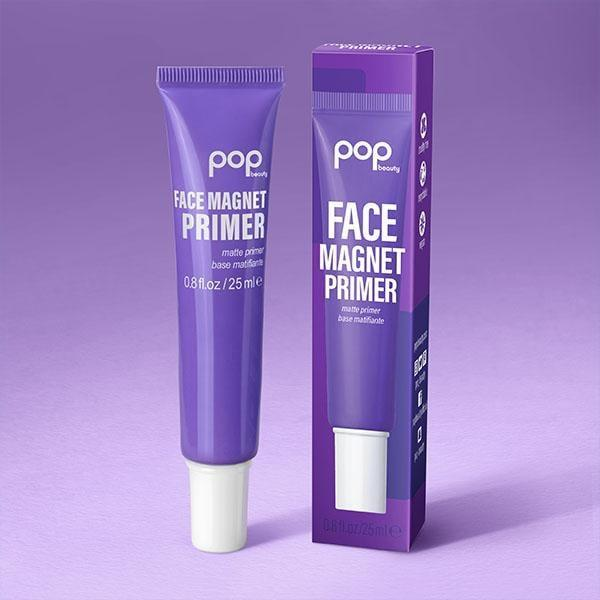 """<p>""""As a pale girl, the red tones in my face always manage to show through my makeup a few hours into the day, but this <span>Pop Beauty Face Magnet Primer</span> ($10) is amazing. I apply this before my foundation, and my skin remains neutral all day long. The key ingredient in the formula is licorice root, which is known to eliminate redness with its soothing properties. The formula is not sticky or gooey; it seamlessly blends into my skin, almost like a lotion. My makeup truly stays on all day long - I never have to do any touch-ups."""" - Macy Williams, senior editor, shop </p>"""