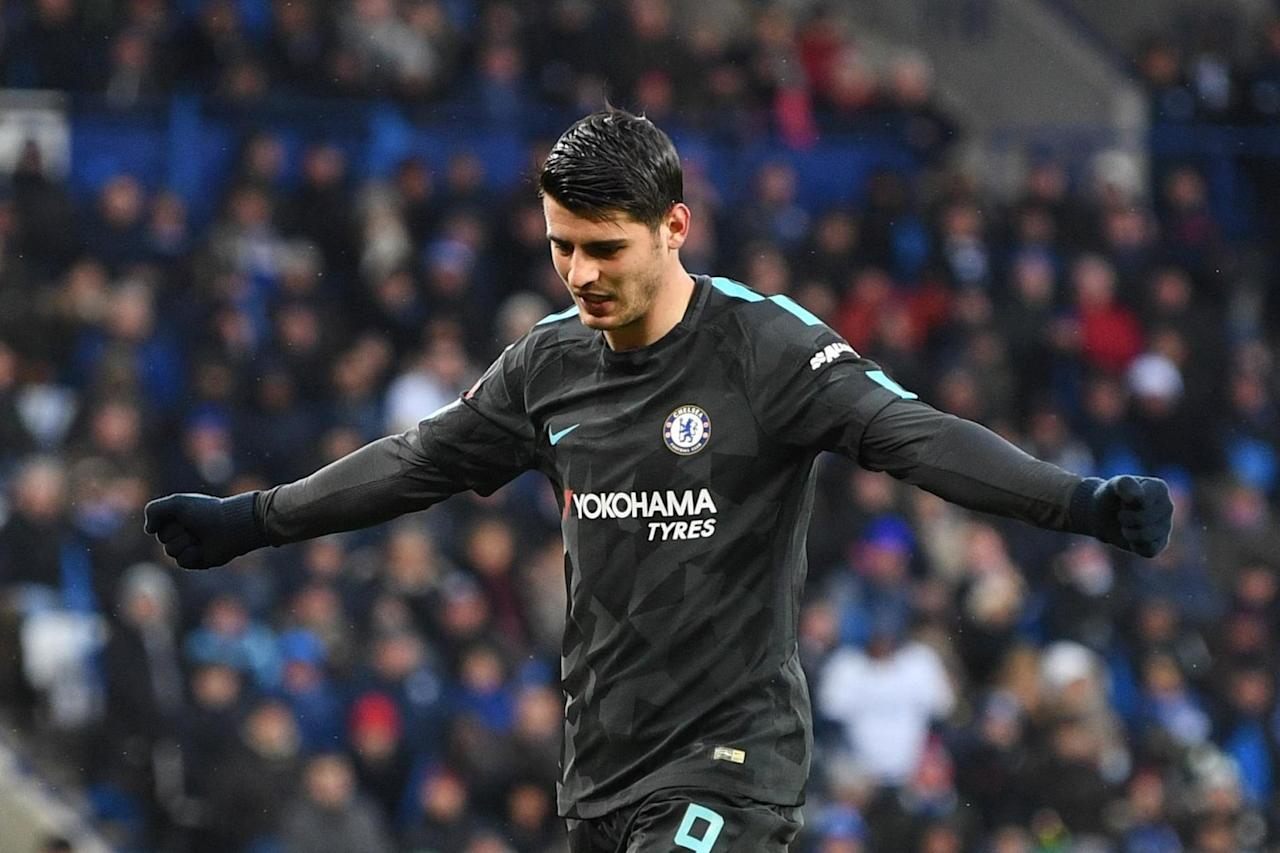 Spain boss challenges Alvaro Morata to win World Cup place with Chelsea displays