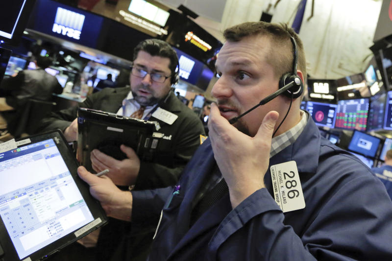 Q&A: What it means that stocks are in a 'correction'